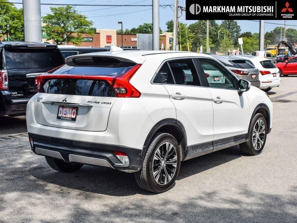 2019 Mitsubishi ECLIPSE CROSS ES S-AWC in Markham, Ontario - 4 - w1024h768px