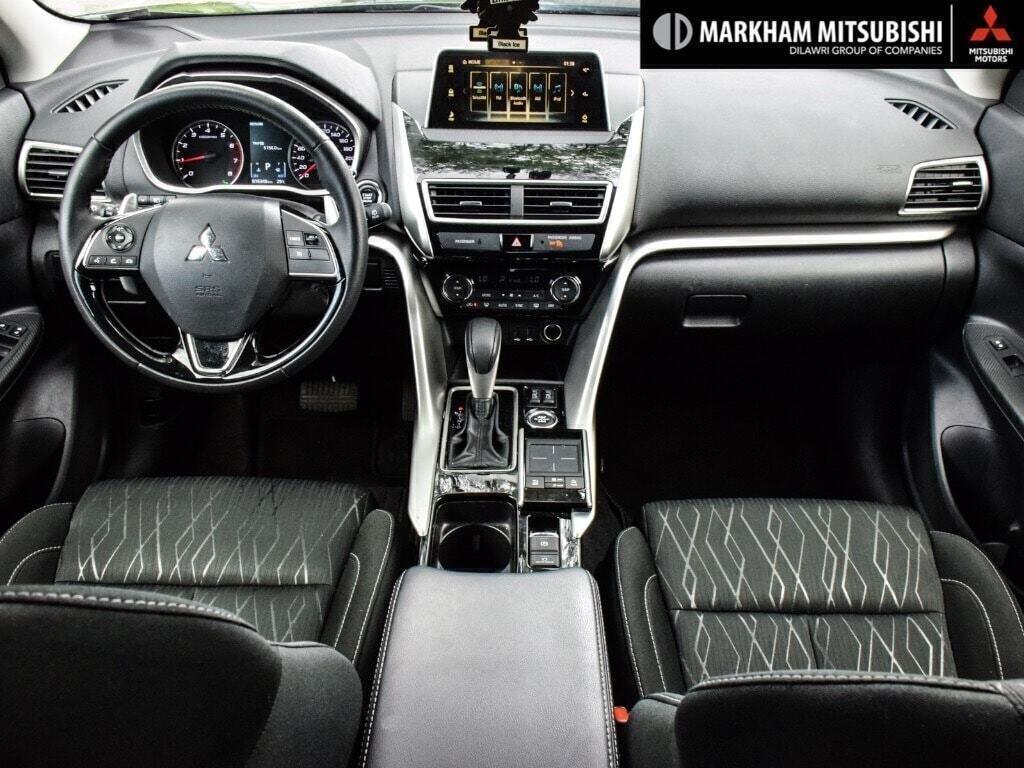 2019 Mitsubishi ECLIPSE CROSS SE S-AWC in Markham, Ontario - 11 - w1024h768px