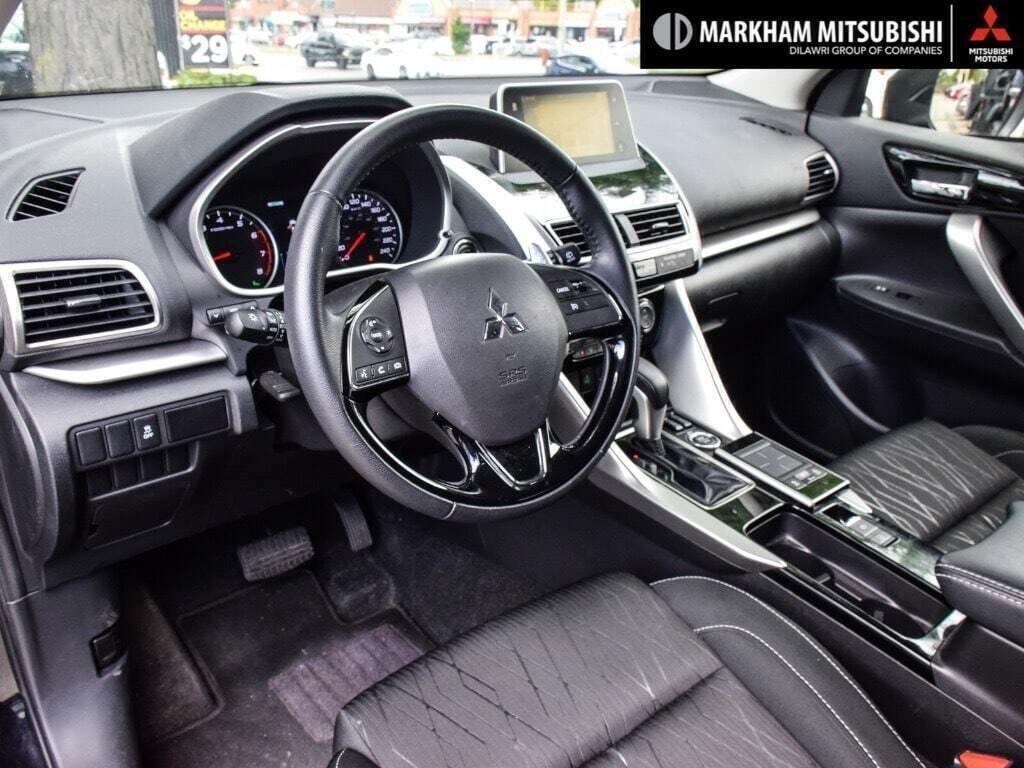2019 Mitsubishi ECLIPSE CROSS SE S-AWC in Markham, Ontario - 10 - w1024h768px