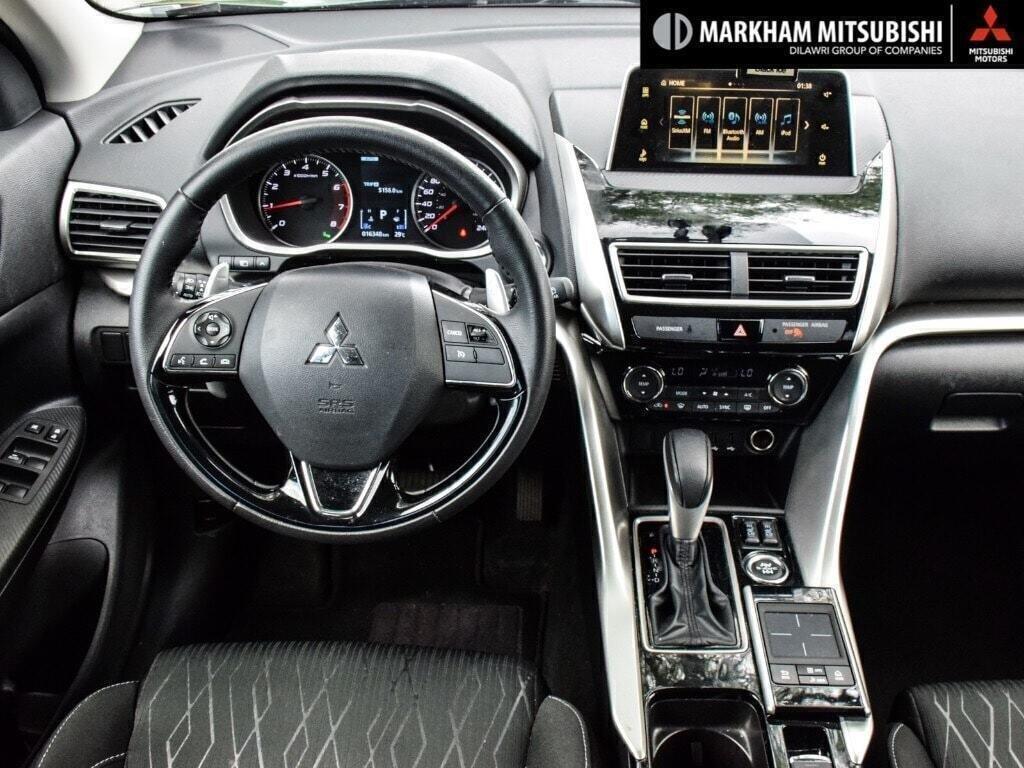 2019 Mitsubishi ECLIPSE CROSS SE S-AWC in Markham, Ontario - 12 - w1024h768px