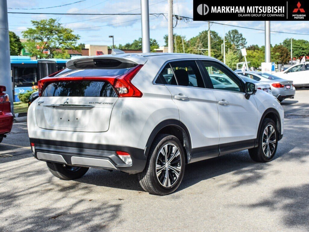 2019 Mitsubishi ECLIPSE CROSS ES S-AWC in Markham, Ontario - 4 - w1024h768px