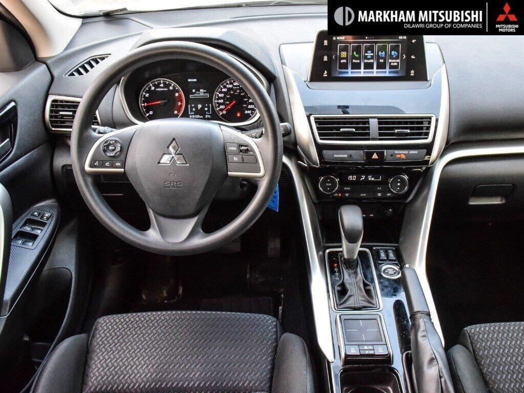 2019 Mitsubishi ECLIPSE CROSS ES S-AWC in Markham, Ontario - 12 - w1024h768px