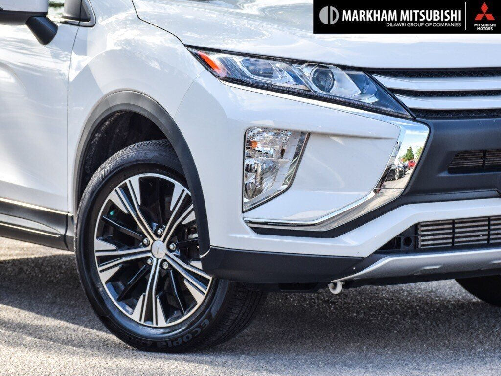 2019 Mitsubishi ECLIPSE CROSS ES S-AWC in Markham, Ontario - 7 - w1024h768px