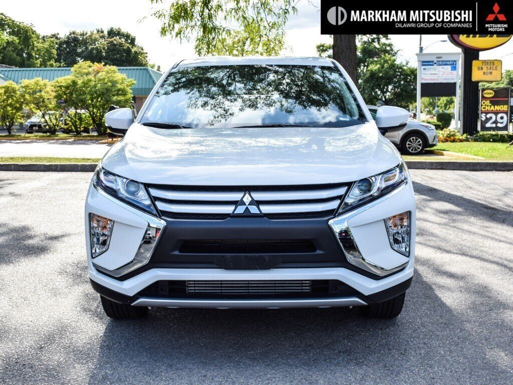 2019 Mitsubishi ECLIPSE CROSS ES S-AWC in Markham, Ontario - 2 - w1024h768px