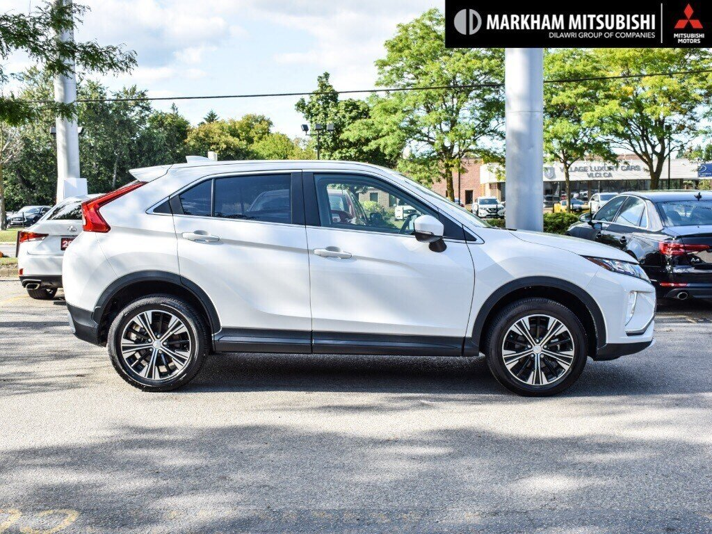 2019 Mitsubishi ECLIPSE CROSS ES S-AWC in Markham, Ontario - 3 - w1024h768px