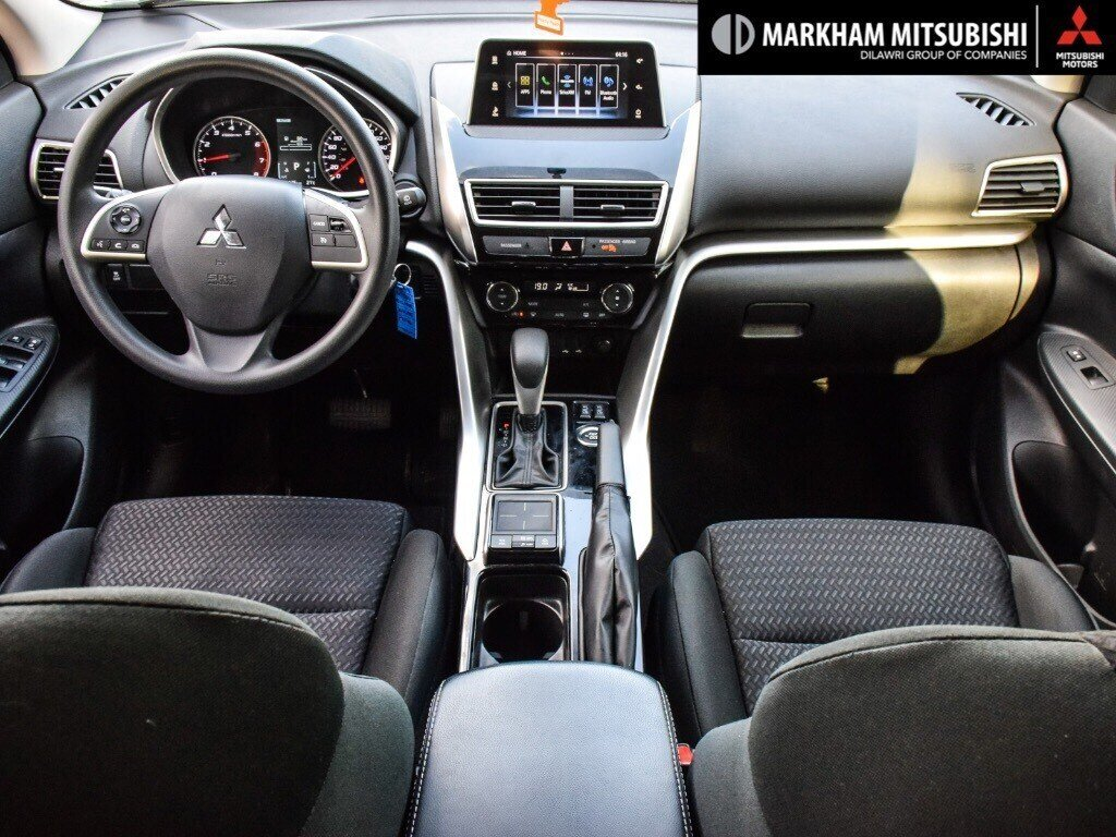 2019 Mitsubishi ECLIPSE CROSS ES S-AWC in Markham, Ontario - 11 - w1024h768px