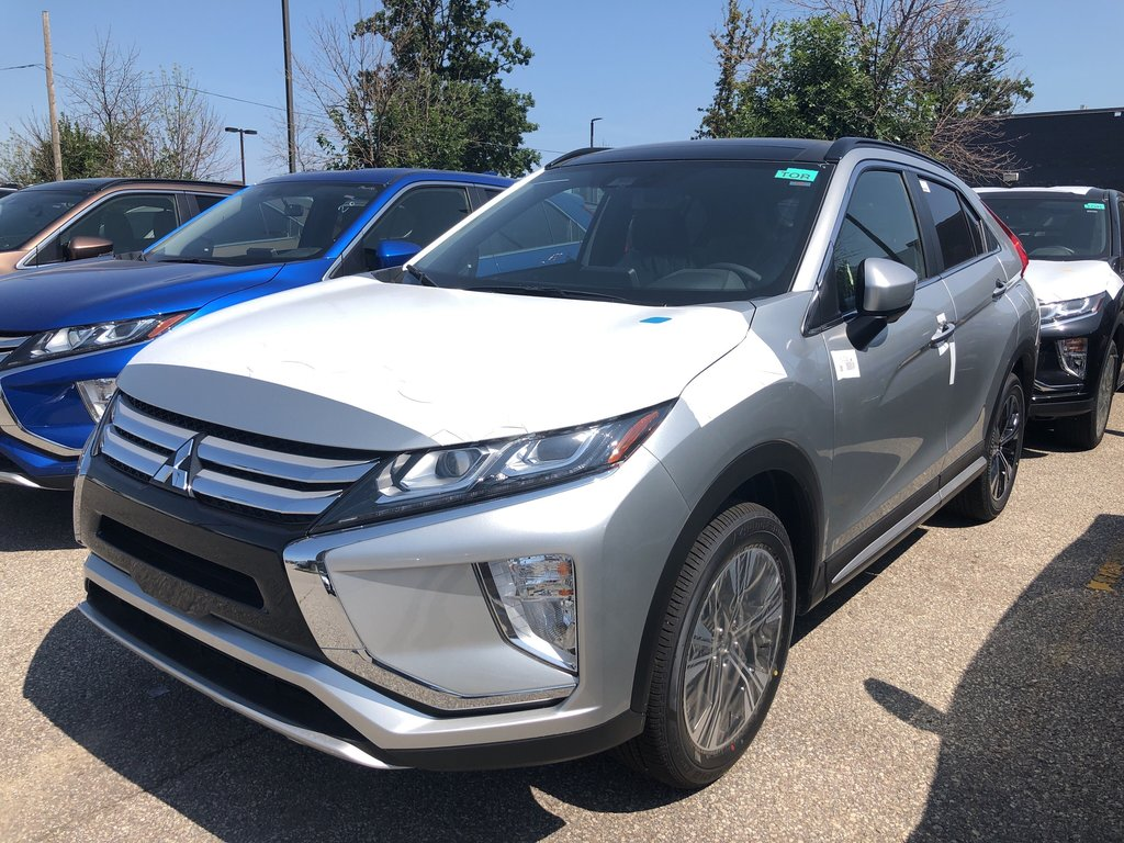 2020 Mitsubishi ECLIPSE CROSS GT S-AWC in Mississauga, Ontario - 1 - w1024h768px