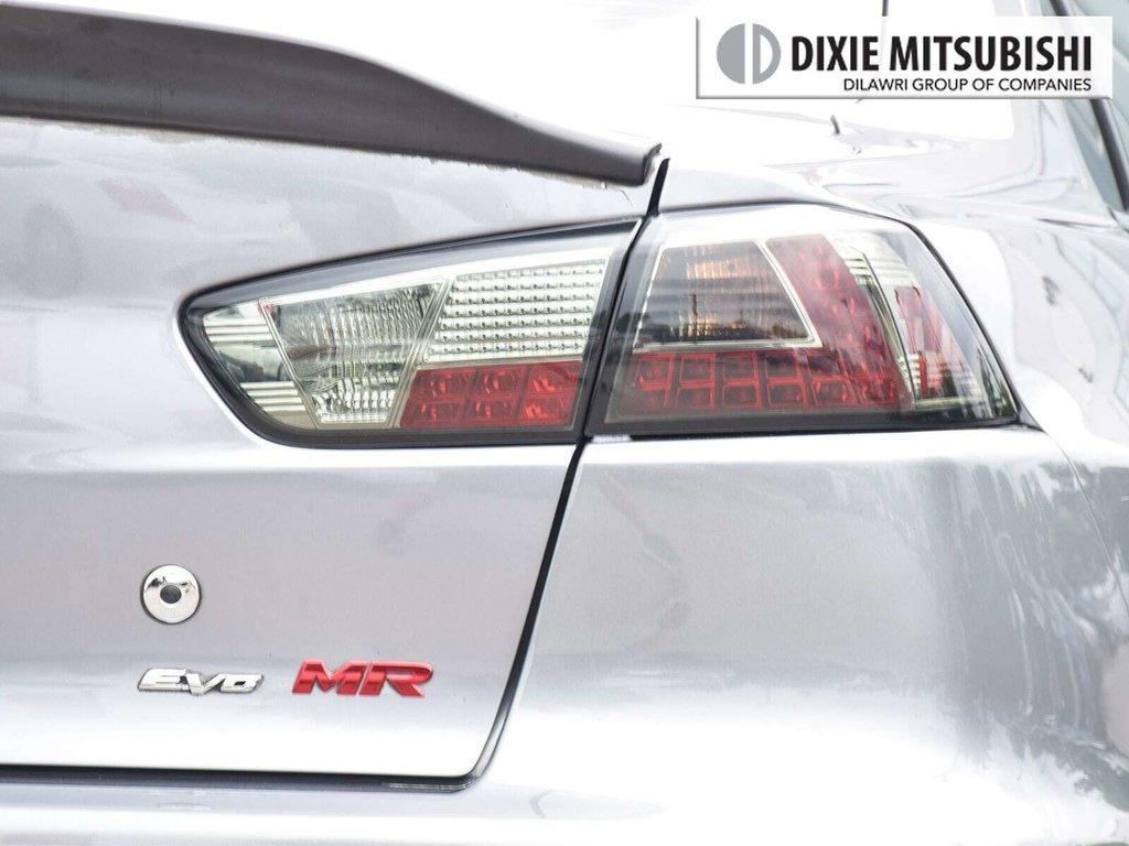 2012 Mitsubishi Lancer Evolution MR TC-SST in Mississauga, Ontario - 8 - w1024h768px