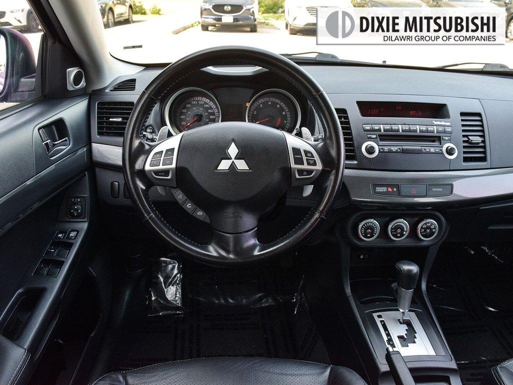 2009 Mitsubishi Lancer Sportback GTS CVT in Mississauga, Ontario - 13 - w1024h768px