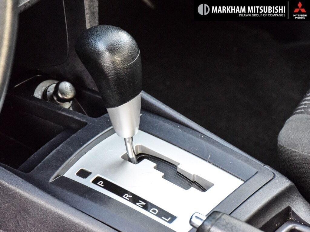 2013 Mitsubishi Lancer SE - CVT in Markham, Ontario - 20 - w1024h768px