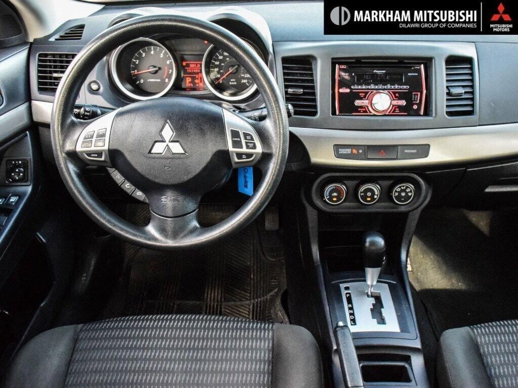 2013 Mitsubishi Lancer SE - CVT in Markham, Ontario - 12 - w1024h768px