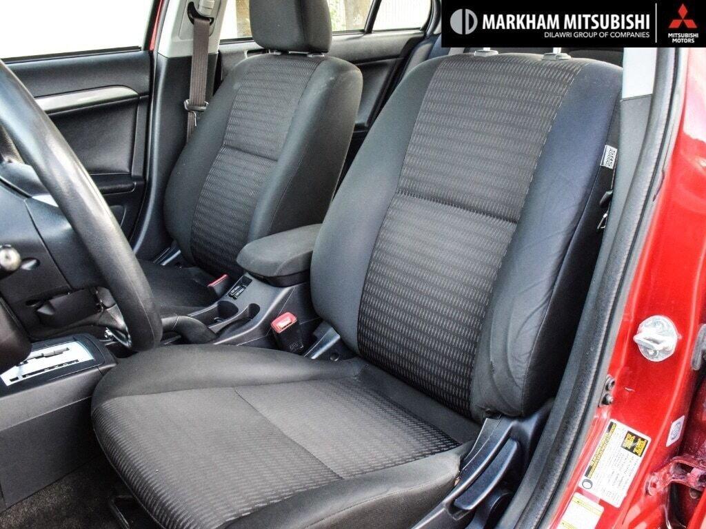 2013 Mitsubishi Lancer SE - CVT in Markham, Ontario - 9 - w1024h768px
