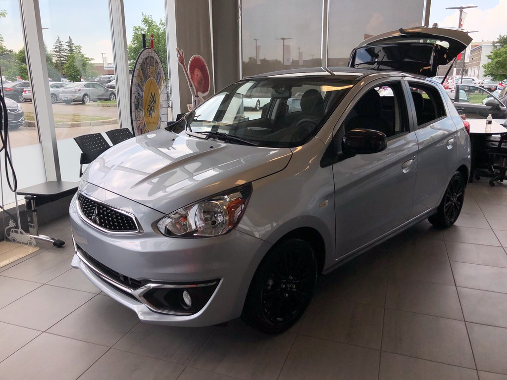 2019 Mitsubishi Mirage ES Limited Edition - CVT in Mississauga, Ontario - 1 - w1024h768px