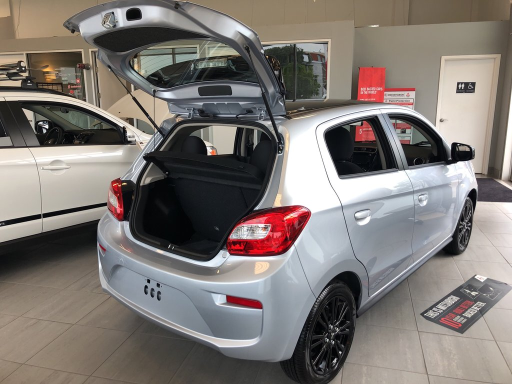 2019 Mitsubishi Mirage ES Limited Edition - CVT in Mississauga, Ontario - 8 - w1024h768px