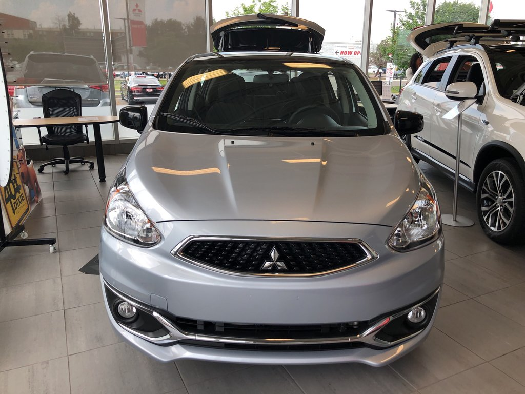 2019 Mitsubishi Mirage ES Limited Edition - CVT in Mississauga, Ontario - 10 - w1024h768px