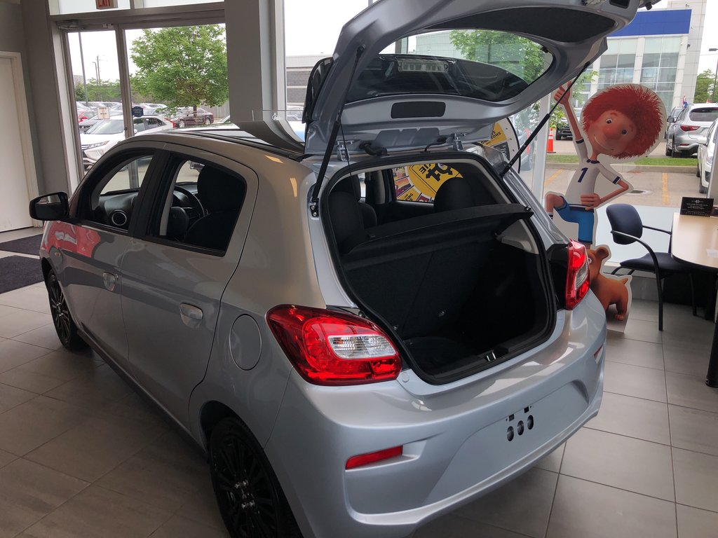 2019 Mitsubishi Mirage ES Limited Edition - CVT in Mississauga, Ontario - 7 - w1024h768px