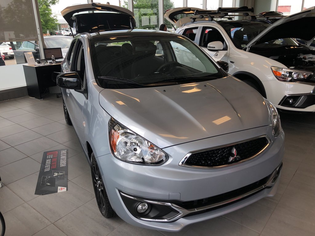 2019 Mitsubishi Mirage ES Limited Edition - CVT in Mississauga, Ontario - 9 - w1024h768px