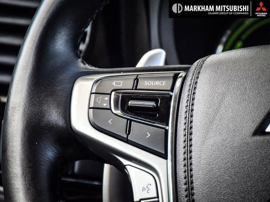 2018 Mitsubishi OUTLANDER PHEV GT S-AWC in Markham, Ontario - 14 - w1024h768px