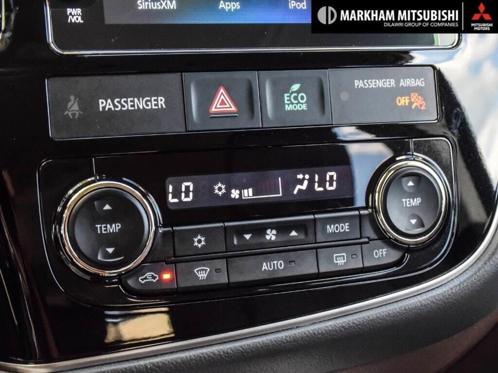 2018 Mitsubishi OUTLANDER PHEV GT S-AWC in Markham, Ontario - 22 - w1024h768px