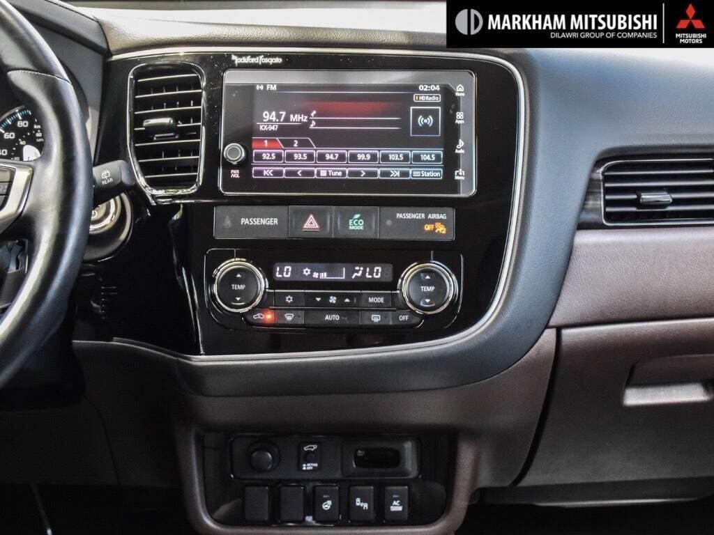2018 Mitsubishi OUTLANDER PHEV GT S-AWC in Markham, Ontario - 18 - w1024h768px