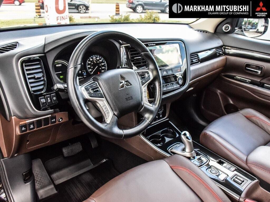 2018 Mitsubishi OUTLANDER PHEV GT S-AWC in Markham, Ontario - 10 - w1024h768px