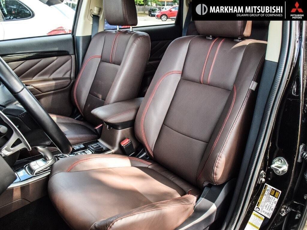 2018 Mitsubishi OUTLANDER PHEV GT S-AWC in Markham, Ontario - 9 - w1024h768px