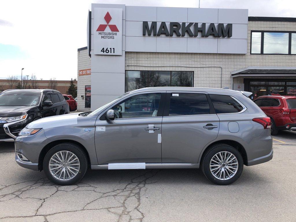 2019 Mitsubishi OUTLANDER PHEV SE S-AWC in Markham, Ontario - 2 - w1024h768px