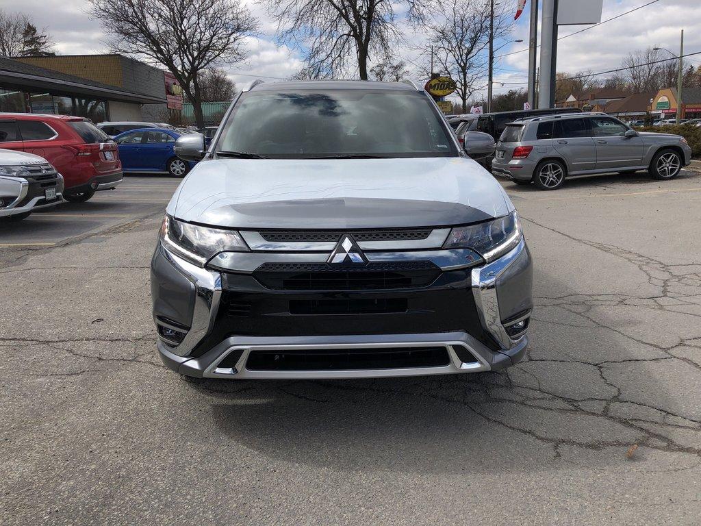 2019 Mitsubishi OUTLANDER PHEV SE S-AWC in Markham, Ontario - 6 - w1024h768px