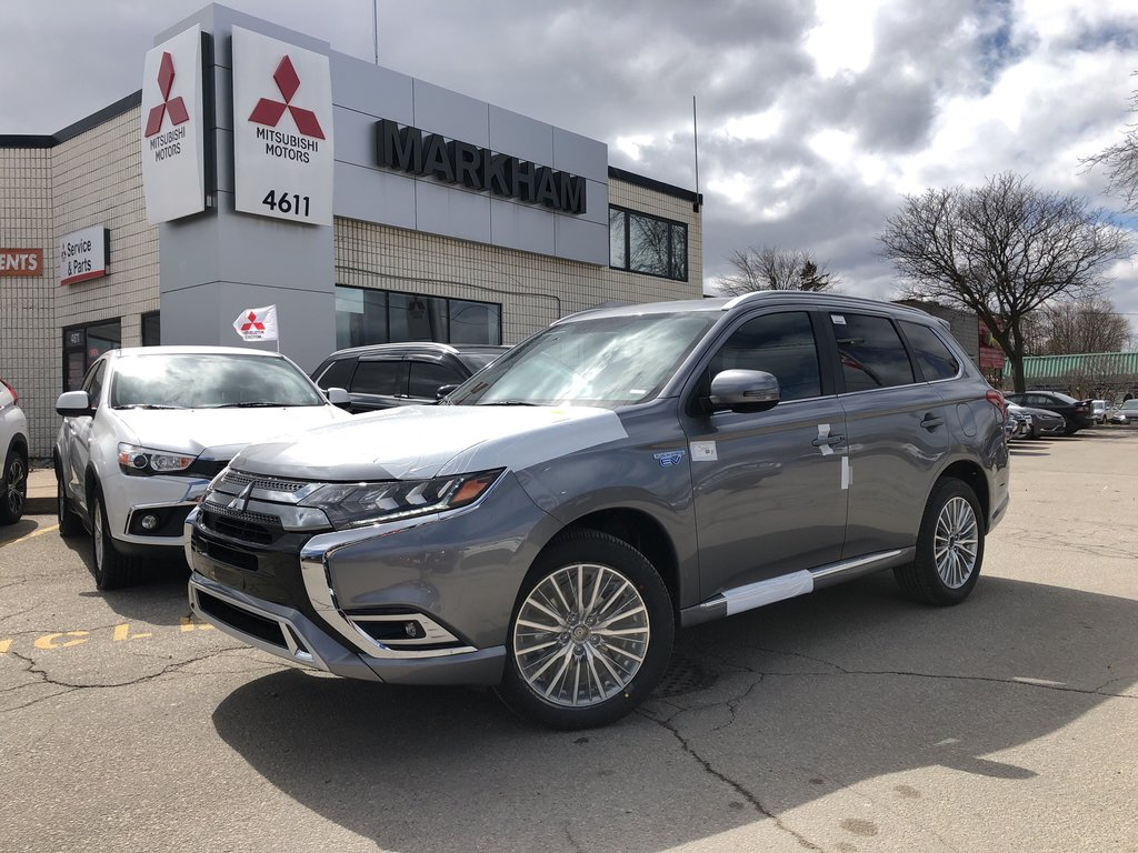 2019 Mitsubishi OUTLANDER PHEV SE S-AWC in Markham, Ontario - 1 - w1024h768px