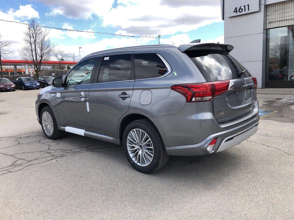 2019 Mitsubishi OUTLANDER PHEV SE S-AWC in Markham, Ontario - 3 - w1024h768px