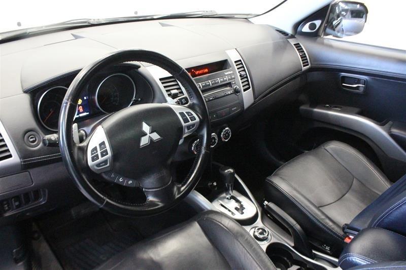 2010 Mitsubishi Outlander XLS 4WD Sportronic at in Regina, Saskatchewan - 8 - w1024h768px