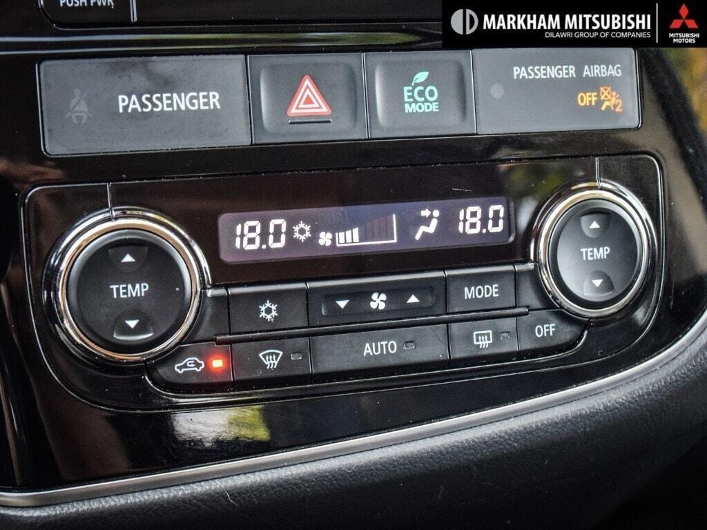 2016 Mitsubishi Outlander ES AWC in Markham, Ontario - 20 - w1024h768px