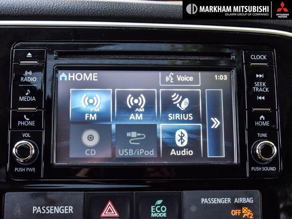 2016 Mitsubishi Outlander ES AWC in Markham, Ontario - 18 - w1024h768px