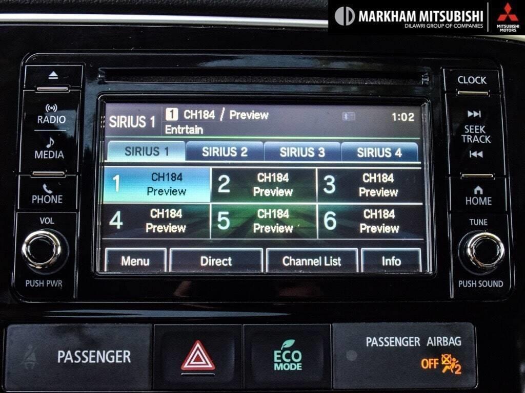 2016 Mitsubishi Outlander ES AWC in Markham, Ontario - 17 - w1024h768px
