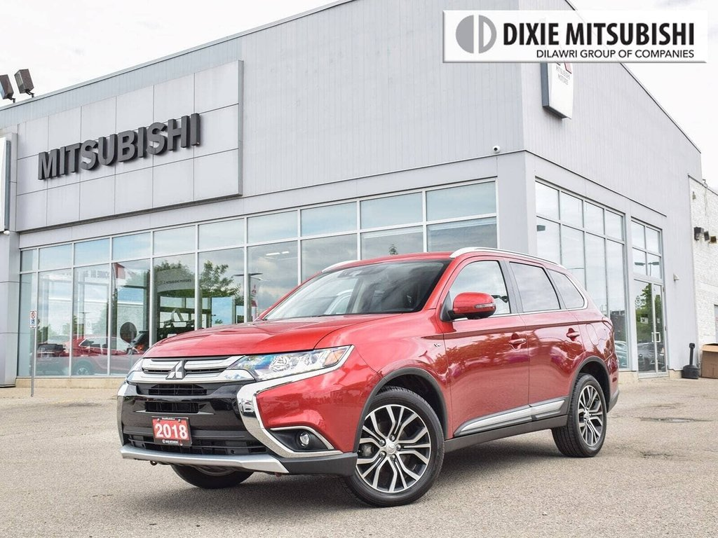 2018 Mitsubishi Outlander GT S-AWC in Mississauga, Ontario - 1 - w1024h768px