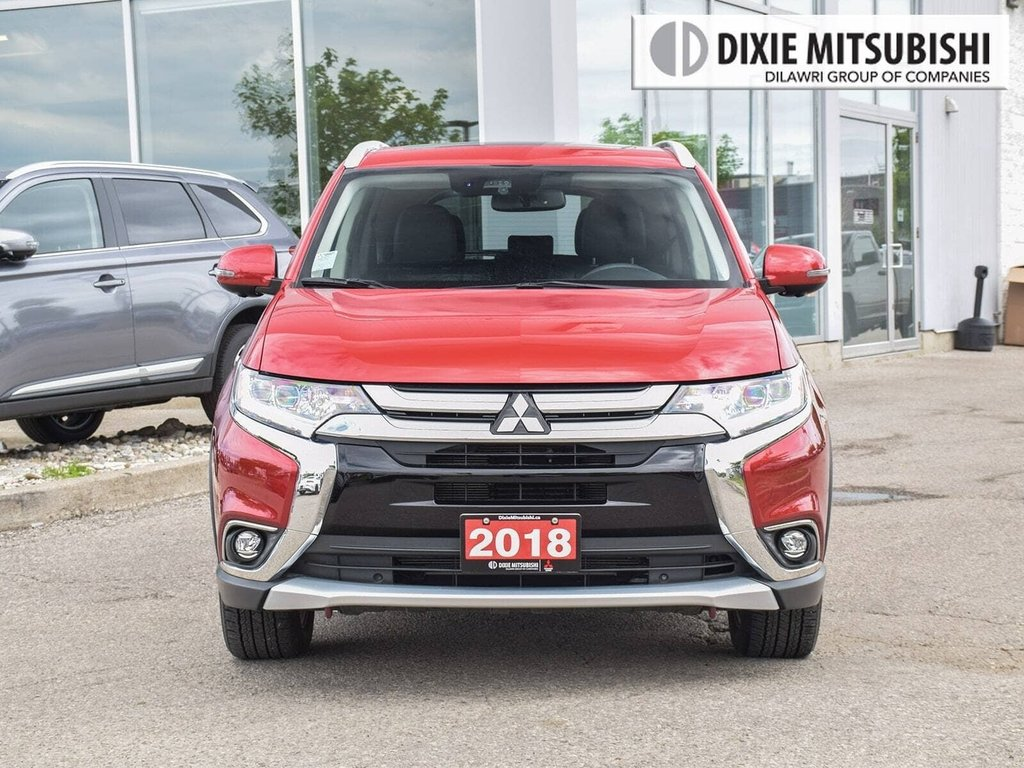 2018 Mitsubishi Outlander GT S-AWC in Mississauga, Ontario - 2 - w1024h768px