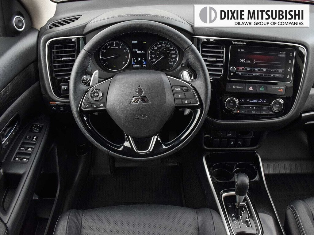 2018 Mitsubishi Outlander GT S-AWC in Mississauga, Ontario - 13 - w1024h768px