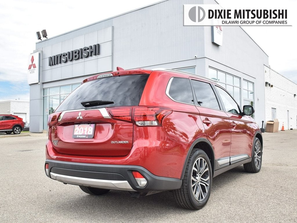 2018 Mitsubishi Outlander GT S-AWC in Mississauga, Ontario - 4 - w1024h768px