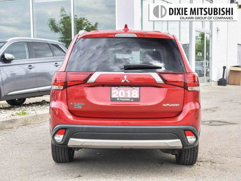 2018 Mitsubishi Outlander GT S-AWC in Mississauga, Ontario - 5 - w1024h768px