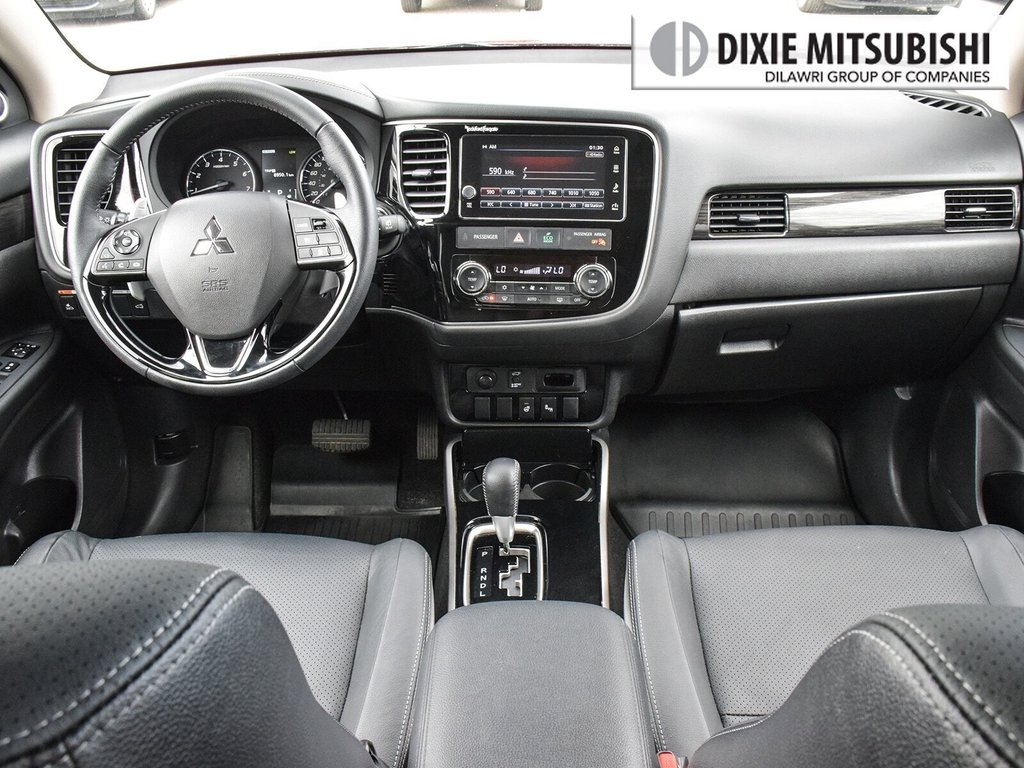 2018 Mitsubishi Outlander GT S-AWC in Mississauga, Ontario - 12 - w1024h768px