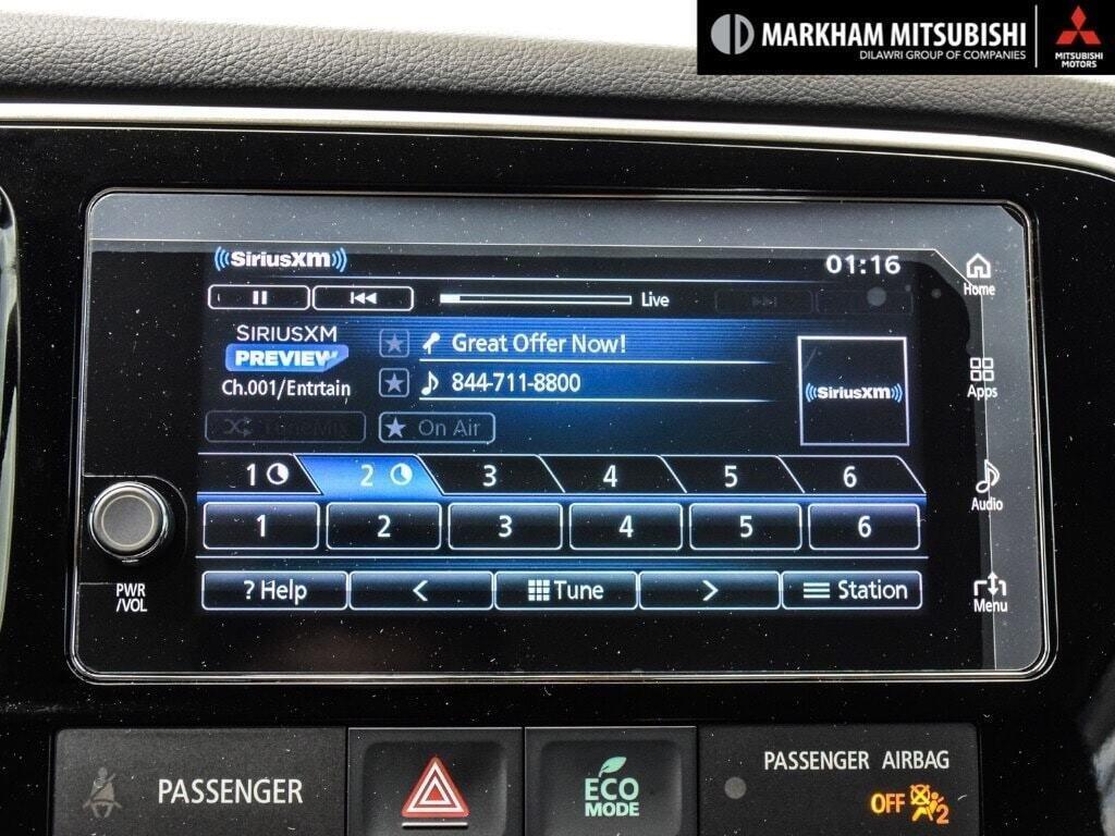 2018 Mitsubishi Outlander ES AWC Touring in Markham, Ontario - 17 - w1024h768px