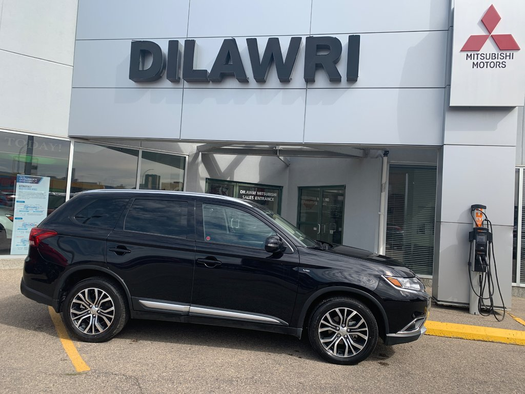 2018 Mitsubishi Outlander SE AWC in Regina, Saskatchewan - 5 - w1024h768px