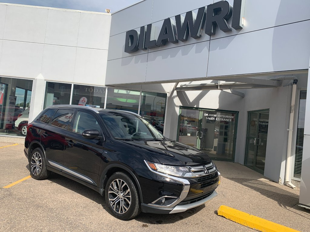 2018 Mitsubishi Outlander SE AWC in Regina, Saskatchewan - 4 - w1024h768px