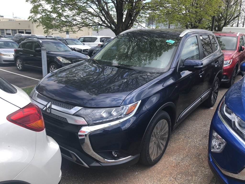 2019 Mitsubishi Outlander GT S-AWC in Mississauga, Ontario - 1 - w1024h768px