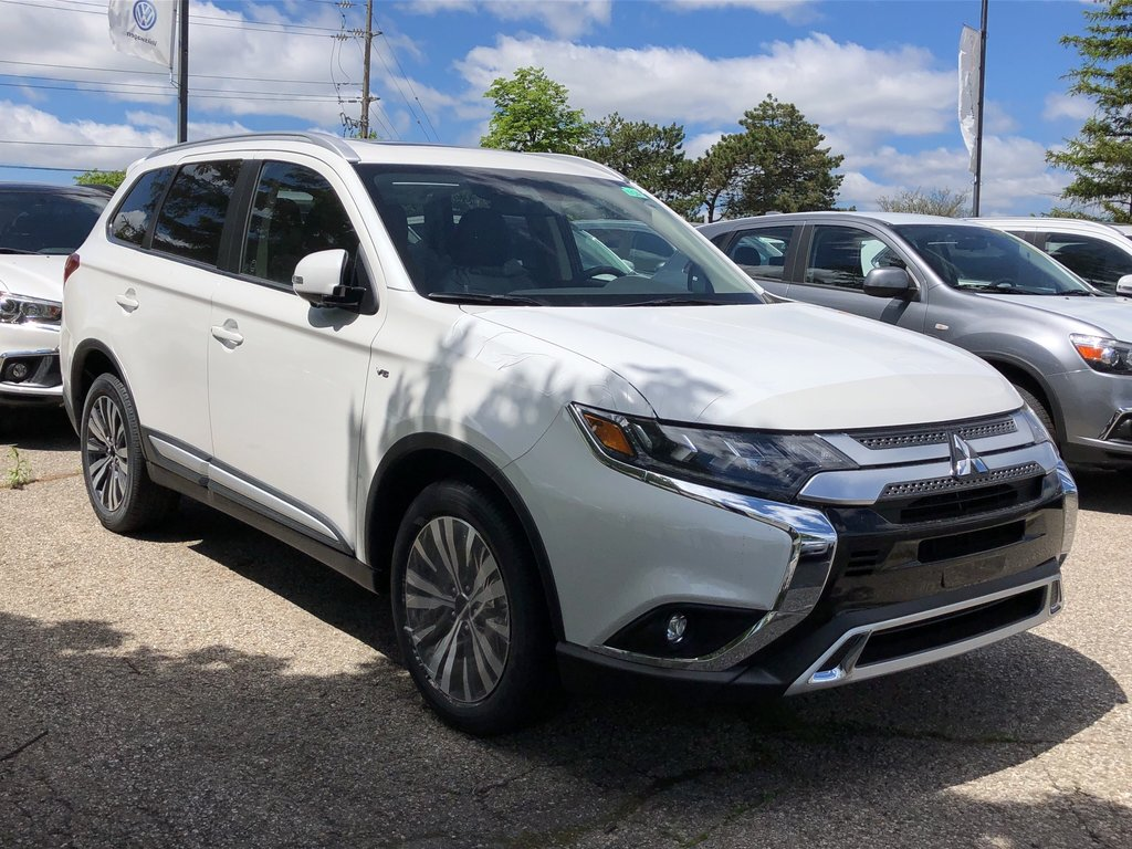 2019 Mitsubishi Outlander GT S-AWC in Mississauga, Ontario - 8 - w1024h768px