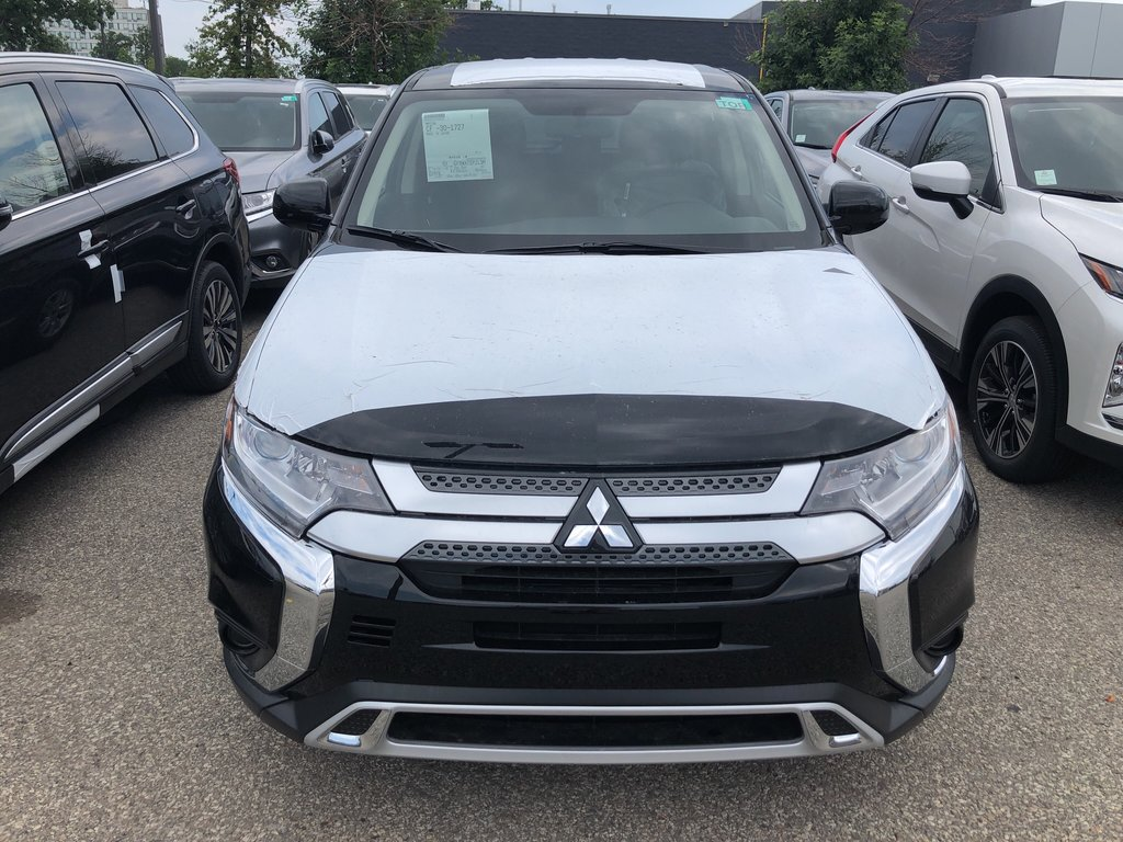 2019 Mitsubishi Outlander ES AWC in Mississauga, Ontario - 10 - w1024h768px