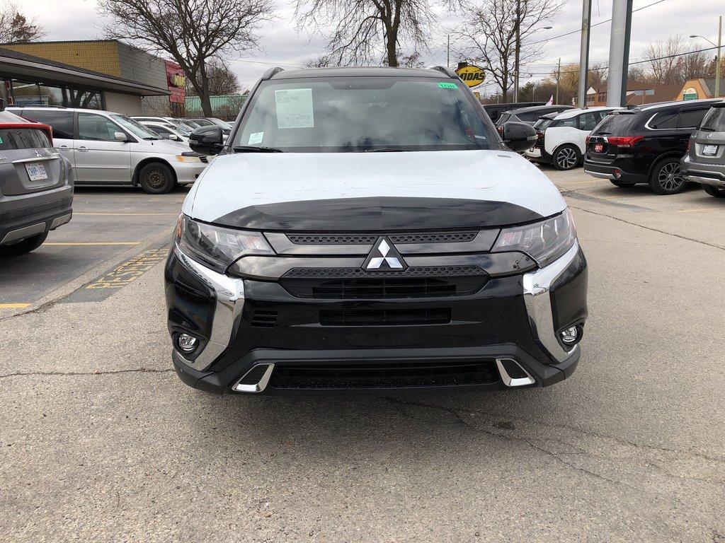 2019 Mitsubishi Outlander SE AWC Black Edition in Markham, Ontario - 7 - w1024h768px