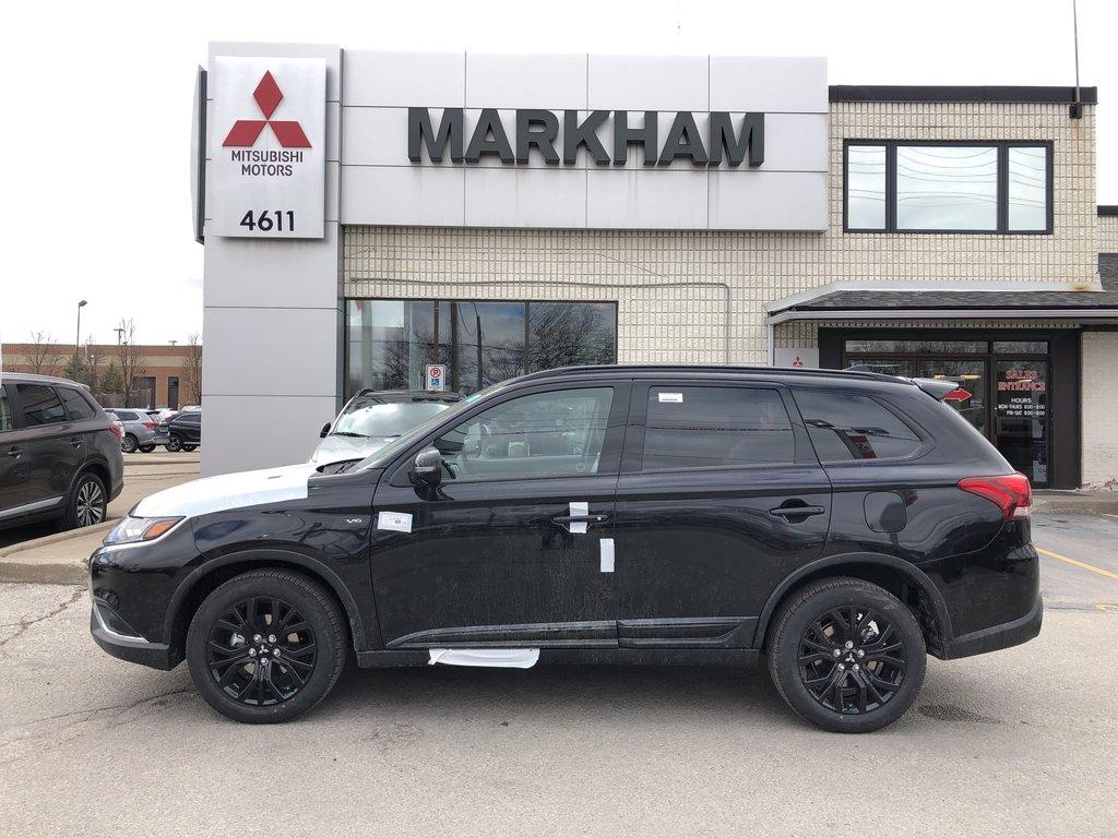 2019 Mitsubishi Outlander SE AWC Black Edition in Markham, Ontario - 2 - w1024h768px