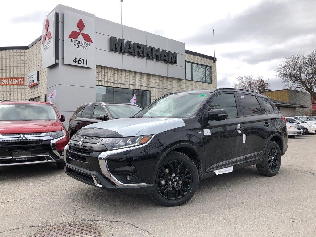 2019 Mitsubishi Outlander SE AWC Black Edition in Markham, Ontario - 1 - w1024h768px