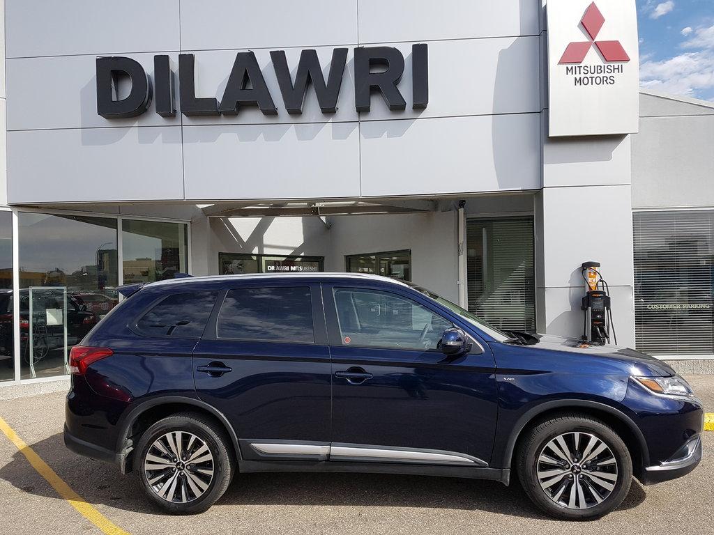2019 Mitsubishi Outlander SE AWC in Regina, Saskatchewan - 1 - w1024h768px